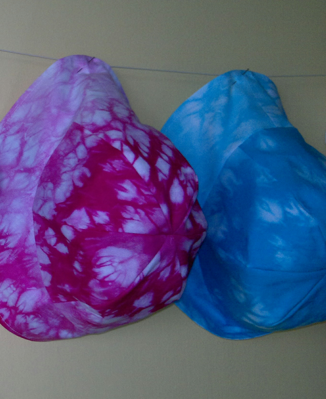 Tie Dyed sunhat