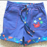 Fun Shorts for Girls and Boys
