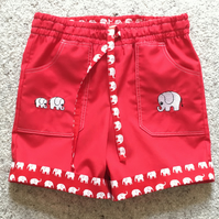 Fun Shorts for Girls and Boys.