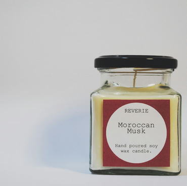 Moroccan Musk Soy Candle