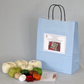 Woodland Baby Blanket Knitting Kit small size 45cm x 60cm