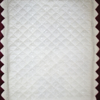 Quilt backing 47cm x 62cm