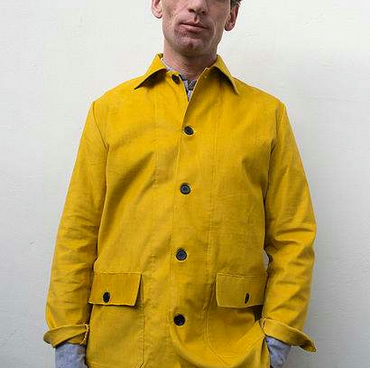 Artisan Chore over-shirt jacket in corduroy by OtOt - M, INTRODUCTORY PRICE !