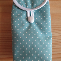 Polka Dot Deep Glasses or Phone Case