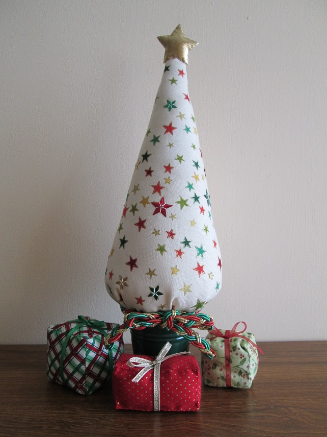 'Starry' Christmas Tree and Parcel Set