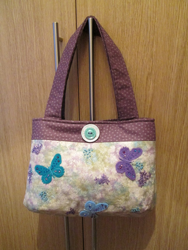 Butterfly Meadow Handbag