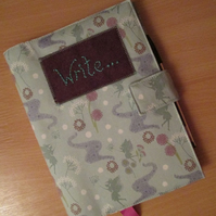A5 Fairy Notebook Cover