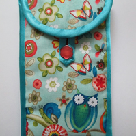 Birds, Bugs and Blooms Glasses or Phone Case