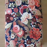A5 Oriental Autumn Reusable Notebook Cover