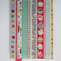 A6 Baking Reusable Notebook Cover