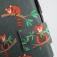 A5 Red Pandas Reusable Notebook Cover