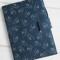 A5 Aeroplanes Air Display Reusable Notebook Cover