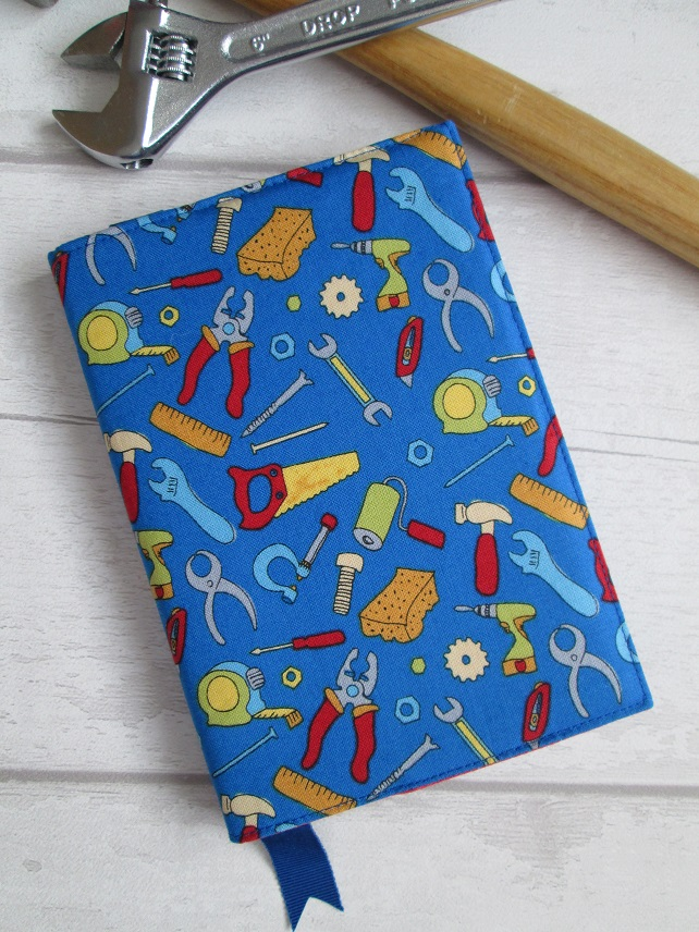 A6 DIY Tools Reusable Notebook or Diary Cover