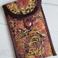 Chrysanthemum Glasses or Phone Case