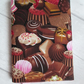 A6 Chocolates Reusable Notebook Cover