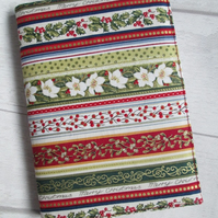 A6 Christmas Shopping Reusable Notebook Cover