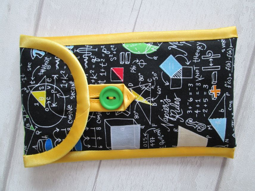 Maths Geometry Trigonometry Glasses or Phone Case