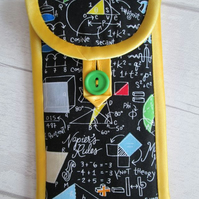 SOLD - Maths Geometry Trigonometry Glasses or Phone Case