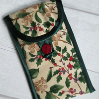 Berries on Cream Glasses or Phone Case