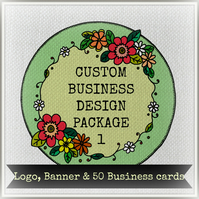 Custom Business Design Package 1