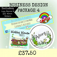 Custom Business Design Package 4