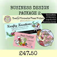 Custom Business Design Package 2