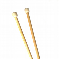 Bamboo Knitting needles 6.5mm x 35 cm long