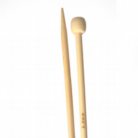 Bamboo Knitting needles 5mm x 35 cm long