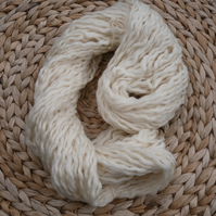 Chunky weight merino wrap 100 grams