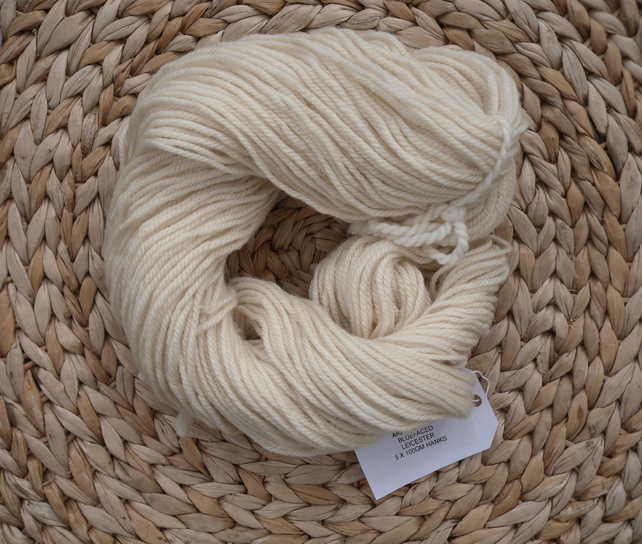 Aran Bluefaced Leicester Wool Yarn 100g