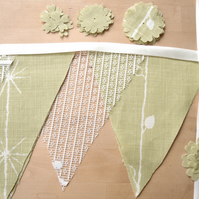 Bunting Sewing Kit
