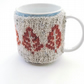 Autumn leaf Wool Mug Hug