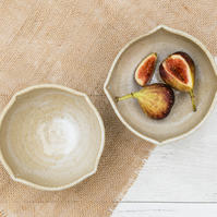 Stoneware Prep or Nibble Bowl - Made to Order