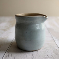 Chubby Little Milk Jug or Creamer - Stoneware - Made to Order