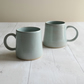 Duck Egg Stoneware Mugs - Ready to Ship