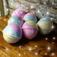 Sheer madness Bath Bomb (coconut) perfect gift,