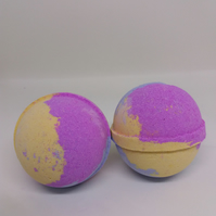 Sheer madness coconut Bath Bomb perfect gift,