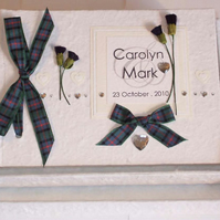 Flower of Scotland 2 Guest Book
