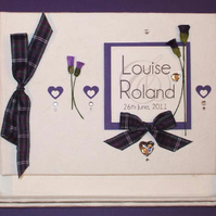 Flower of Scotland 1 Guest Book