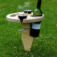 Camping Wine Table - Made to Order