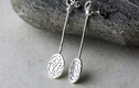 Sterling-Silver Earrings