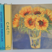 Sunflowers Greetings Card