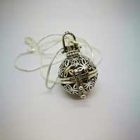 Aromatherapy Locket