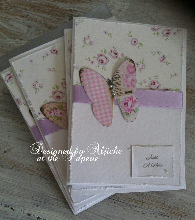 Handmade Note Cards, Notelets, Gifts, Personalized,