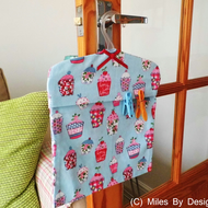 Cupcake Fabric Peg Bag
