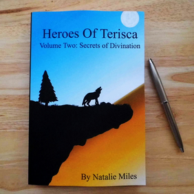 1x Signed Copy of Heroes Of Terisca : Volume Two - Secrets Of Divination