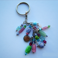 Key-ring Handbag Charm