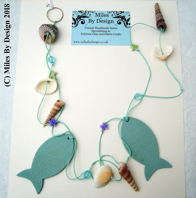Seaside Design Hanging Decoration