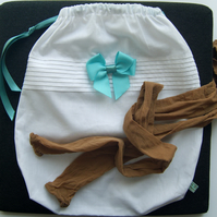 Drawstring Bag - Hosiery - Underwear - Nightwear