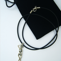 Quirky Hanging Skeleton Necklace